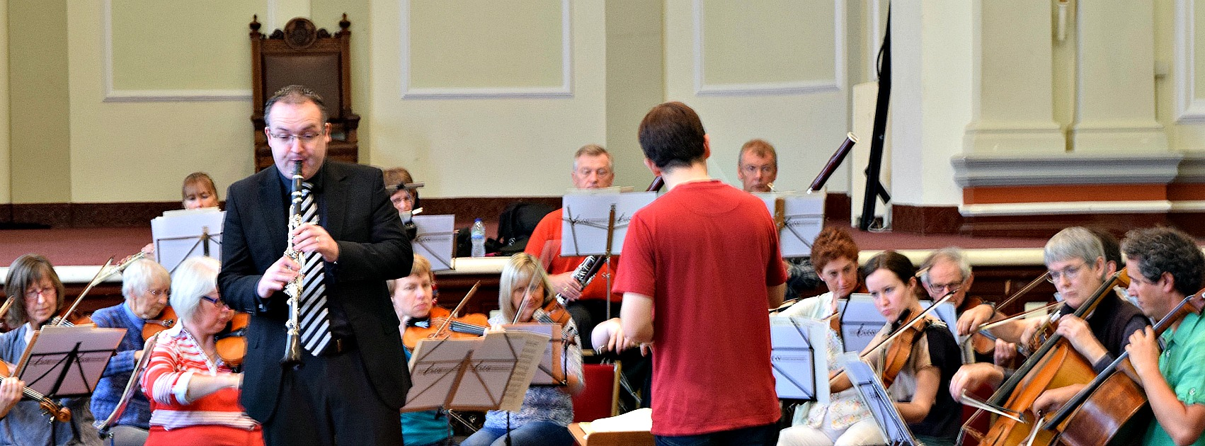 Leamington Chamber Orchestra Contact Us