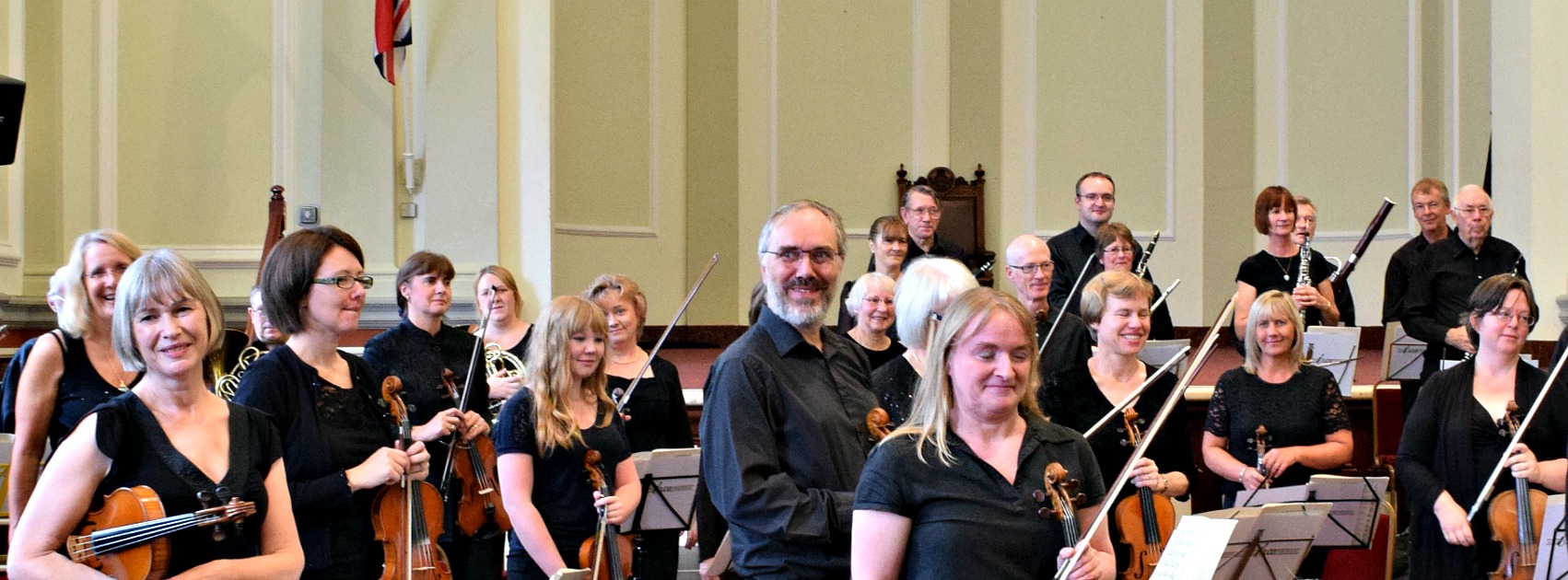 Leamington Chamber Orchestra Concerts